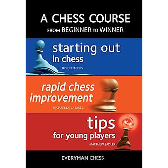 A Chess Course From Beginner to Winner by de La Maza & Michael