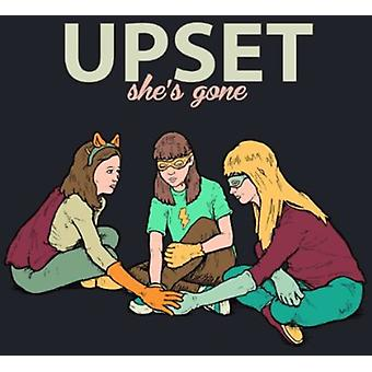 Upset - She's Gone [CD] USA import