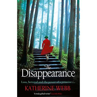 Disappearance by Katherine Webb