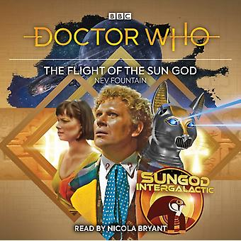 Doctor Who The Flight of the Sun God