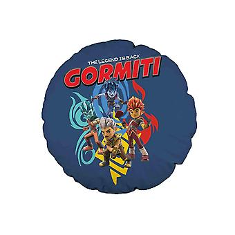 Cojín en forma de Gormiti