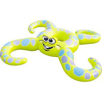 Oppblåsbare Octopus multi-person ride-on