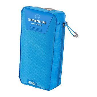 Lifeventure Blue Soft Fibre Towel XL