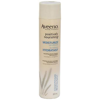 Aveeno Active Naturals Positively Nourishing Hydratant Conditioner, 310 ml