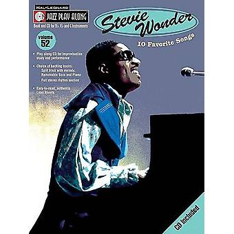 Jazz Play Along Volume 52 by By composer Stevie Wonder
