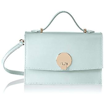 She ccag Bags 1520 Turquoise Women's shoulder bag (Marina) 22x15x10 cm (W x H x L)