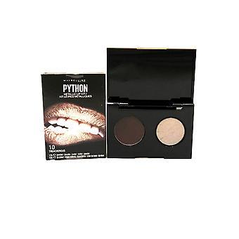 Maybelline Python Metallic Lip Kit Poeder en Lip Color 1.2g Verraderlijke #10