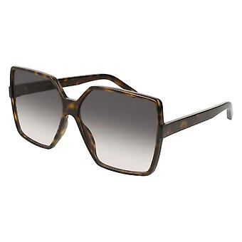 Saint Laurent SL 232 Betty 003 Havanna/Harmaa Gradient Aurinkolasit