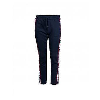 Kenzo Kids Gildas Taped Logo Jogging Bottoms