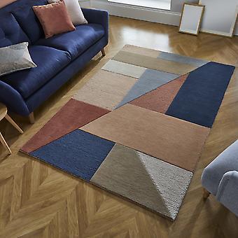 Alwyn wollen tapijten in meerkleurige uit het Moderno-assortiment