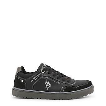 U.S. Polo Assn. Original Men Fall/Winter Sneakers - Black Color 32067