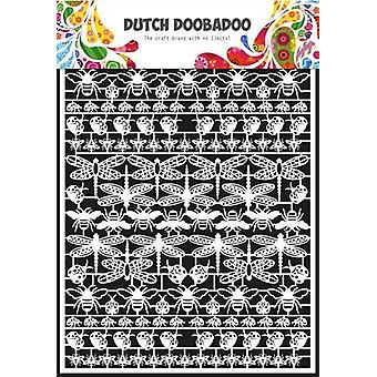 Dutch doobadoo Dutch Paper Art Insects - A5 472.948.042