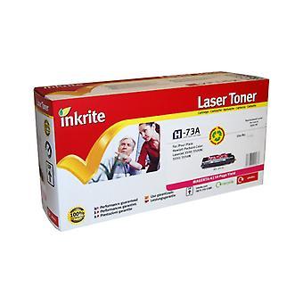 Inkrite Laser Toner Cartridge compatibel met HP 3500 M Magenta