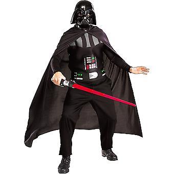 Déguisement Dark Vador Star Wars avec sabre adulte