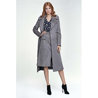 Grey nife jackets & coats