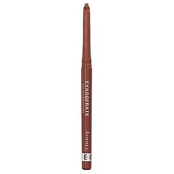 Rimmel London Exaggerate Full Colour Lipliner 018
