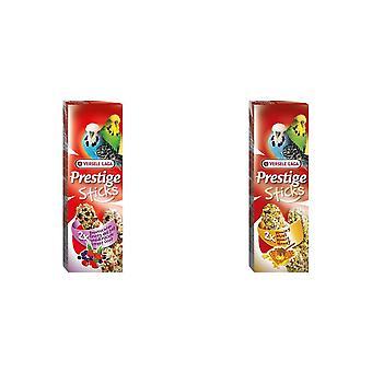 Versele Laga Prestige Budgie Sticks (10 x Pack Of 2)