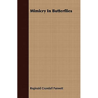 Mimicry In Butterflies by Crundall Punnett & Reginald
