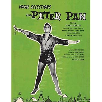 Vocal Selections from Peter Pan Starring Mary Martin by Martin & Mary