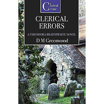Clerical Errors by Greenwood & D. M.