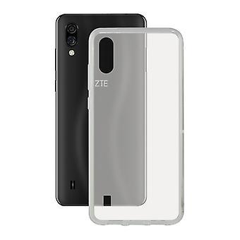 Mobile kansi Zte Blade A5 2020 KSIX Flex TPU läpinäkyvä