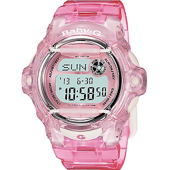 Casio Baby-G Pink Alarm Chronograph BG-169R-4ER