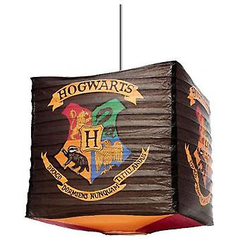 Harry Potter Paper Light Shade Hogwarts