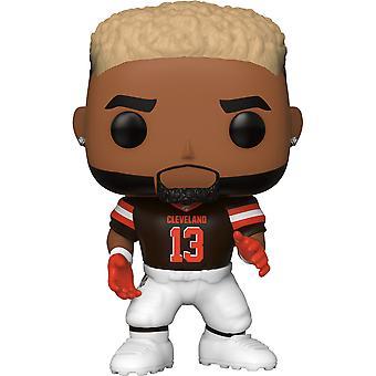 NFL Browns Odell Beckham Jr Home Jersey Pop! Vinyl