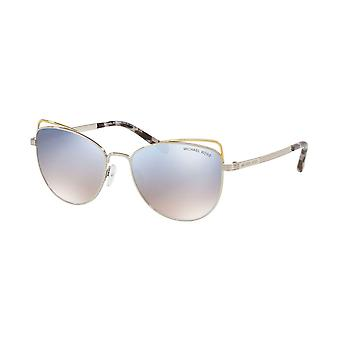 Michael Kors ST. Lucia Ladies Sunglasses - MK1035 11537B - Silver