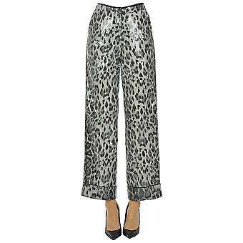 Itmfl Ezgl530003 Pantalon en polyester léopard
