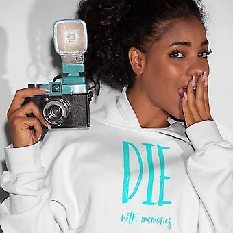 Unisex Premium Hoodie | Die with Memories, Not Dreams