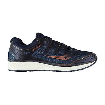 Saucony انتصار ISO 4 رجال أحذية الجري