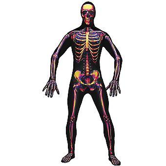 X-Ray skelett Adult kostym