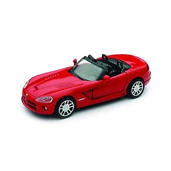 1/32 Die-Cast auto s pullback akcie, Dodge Viper SRT/10
