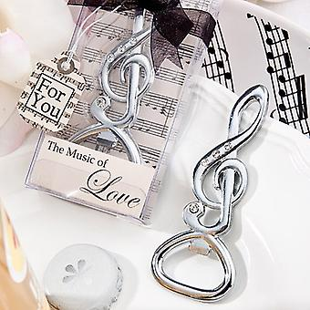 Musical Note Bottle Opener