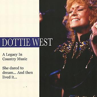Dottie West - Greatest Hits Live [CD] USA import