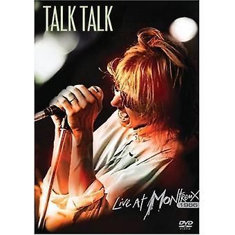 Talk Talk - en vivo en excelente 1986 importación de Estados Unidos [DVD]