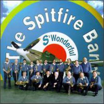 Spitfire Band - S'Wonderful [CD] USA import