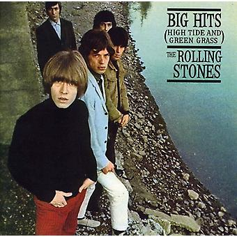 Rolling Stones - store Hits (Flo & Green Grass) [DVD] USA importere