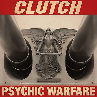Clutch - Psychic Warfare [CD] USA import