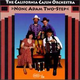 California Cajun Orchestra - None Adam Two-Step [CD] USA import