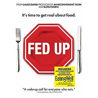 Fed Up [DVD] USA import