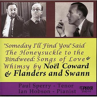 Coward/Flanders/Swann - Songs of Love and Whimsy by No L Coward & Flanders and Swann [CD] USA import