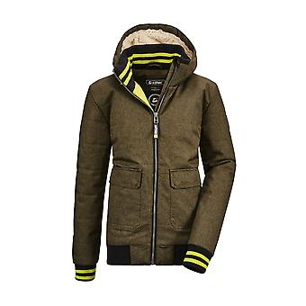 killtec Boys Transition Jacket Bantry BYS Gewatteerde BLSN A