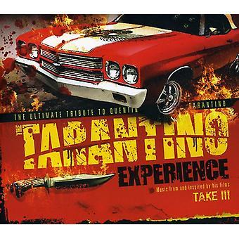 Tarantino Experience: Take III - Tarantino Experience: Take III [CD] USA import