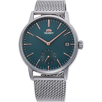 Orient Contemporary Watch RA-SP0006E10B - Stainless Steel Unisex Quartz Analogue