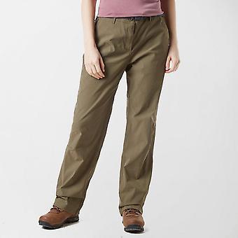 Brasher Women's Stretch Trousers Brown