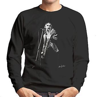 Steve Harley vivre Sweatshirt masculin 1975
