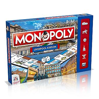 Liverpool City Monopoly Board Game