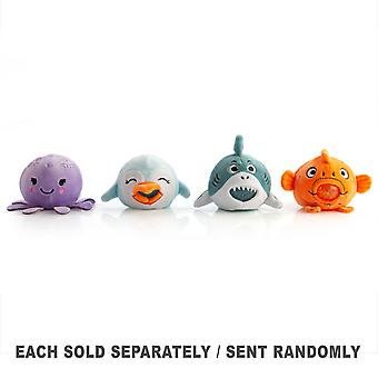 Sea Animal Plush Ball Jellies